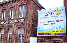 logo Agence willame immobilier